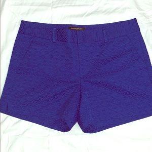 Banana republic blue shorts